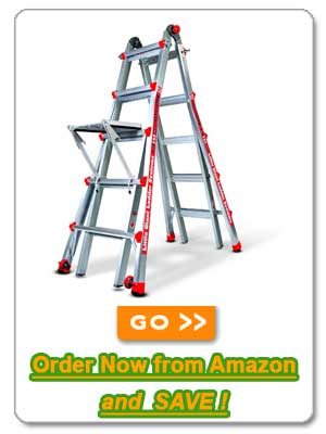Little Giant 14016 Alta-One M-22 Ladder System, 250-Pound Duty Rating, 22-Foot